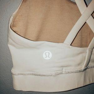 lululemon athletica Intimates & Sleepwear - Lululemon Energy Bra - White